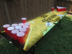 Beer Pong Tables Texas Cornhole Boards